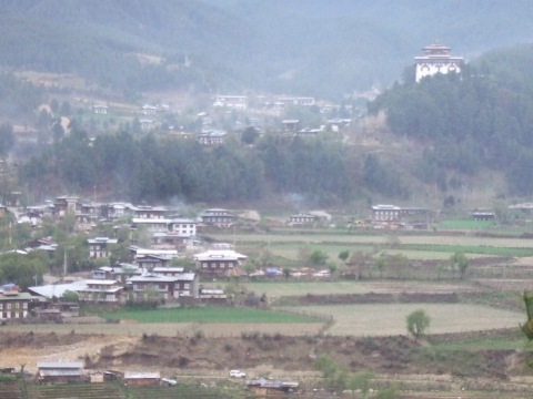 [Photo: View of Khaling]